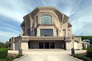 Second Goetheanum, seat of the Anthroposophica...