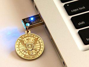 Gold key - GoldKey Security Token