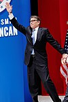 Governor of Texas Rick Perry at Citizens United Freedom Summit in Greenville South Carolina May 2015 by Michael Vadon (17527548025).jpg