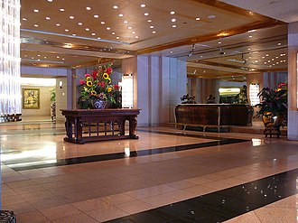 The Grand Doubletree - Image: Grand Doubletree lobby