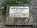 Gravplade Georg Wilhelm Pfingsten.JPG