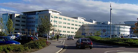 Great Western Hospital, Swindon Great western hospital.JPG