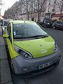 Green Autolib car, Paris.jpg