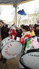 Grosse caisse carnaval dunkerque