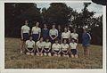 Group portrait of NCPE netball team (9368073825).jpg