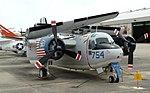 Grumman C-1A Trader, Naval Aviation Museum, Pensacola, Florida.jpg
