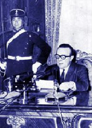 Coups d'état in Argentina - José María Guido, the only civilian dictator in the series of Argentinian coups d'état.