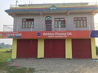Chaumala - Financial Institution in Chaumala