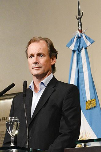 Governor of Entre Ríos Province - Image: Gustavo Bordet 2