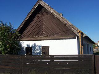 Szentistván Large village in Northern Hungary, Hungary