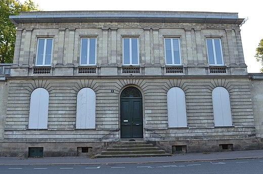 Hôtel particulier au 6, place du Général-Mellinet de Nantes - Wikiwand
