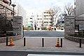 Hōrin Park - Gate, Sotokanda 3, Chiyoda, Tokyo (芳林公園 - 門, 外神田3) (2014-12-28 10.26.05 by MiNe).jpg