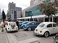 HK 中環 Central 愛丁堡廣場 Edinburgh Place 香港車會嘉年華 Motoring Clubs' Festival outdoor exhibition January 2020 SS2 Volkswagen Beetle VW Bug in Hong Kong.jpg