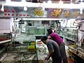 HK Lei Yue Mun Village 鯉魚門村 Seafood Chinese Restaurant stall visitors Nov-2013.jpg