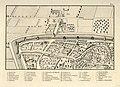 HUA-214007-Plattegrond van het terrein tussen de stadsbuitengracht en het Begijnhof Janskerkhof te Utrecht met de Wittevrouwenpoort en de directe omgeving Biltse.jpg