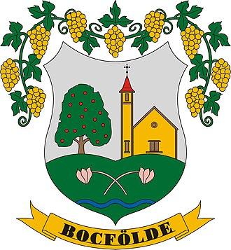 Bocfölde - Image: HUN Bocfölde COA