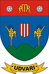 Huy hiệu của Udvari
