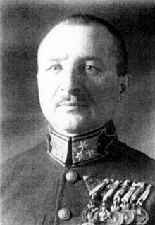 Hungarian chief-of-staff Werth was a leading proponent and key planner of Hungary's involvement in the invasion