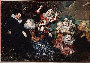 Catharina Both-van der Eem - Image: Haarlem Beresteyn Van der Eem family 1630