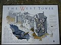 Hailes Castle, East Lothian - Visitor Information Board - geograph.org.uk - 1999637.jpg