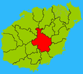 Hainan subdivisions - Qiongzhong Li and Miao Autonomous County.png