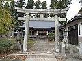 Hakusan-jinjya Torii,Kitakami,Aisari.jpg