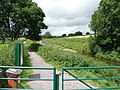 Halberton , Grand Western Canal - geograph.org.uk - 1397376.jpg