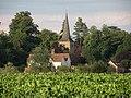 Hall Farm and Fairstead church - geograph.org.uk - 1448620.jpg