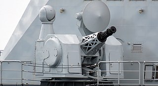 Type 730 CIWS Close-in weapon system