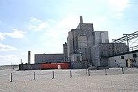 Hanford B Reactor Exterior.JPG