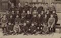 Hanna Grønvold med gutteklasse fra Trondhjems Realskole (1899) (8056674224).jpg