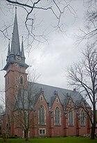 Hannover Stephansstift Kirche