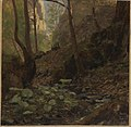 Hans Gude - Forest Study - NG.M.00636-001 - National Museum of Art, Architecture and Design.jpg