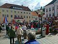 Hansalaat Tartu raekoja platsil (1), 20. juuli 2013.jpg