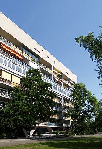 Interbau - Image: Hansaviertel Niemeyer 2008
