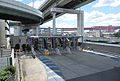 Hanshin Expressway Tempozan Tollgate.JPG
