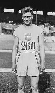 Harold Osborn athletics competitor