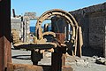 Heavily corroded cogwheels in abandoned sulphur factory on White Island.jpg
