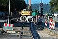 Heidelberg - Eppelheimer Strasse - Umbau der Gleistrasse - 2017-08-06 19-00-30.jpg