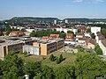 Heilbronn seen from Ferris Wheel of Unterlaender Volksfest2010.JPG