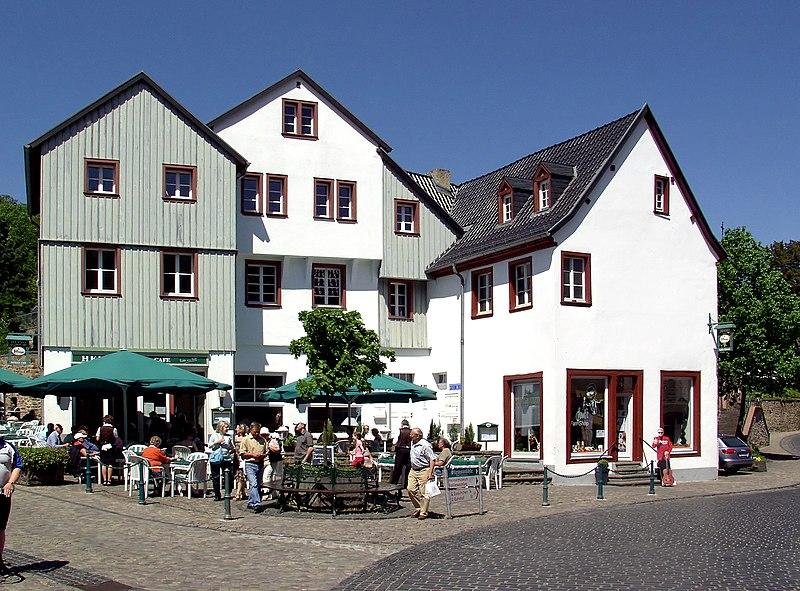 Heinos Cafe Bad M Ef Bf Bdnstereifel Kurhaus