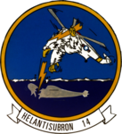 Helicopter Anti-Submarine Squadron 14 (US Navy) insignia, 1984 (6380323).png
