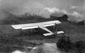 """Air America (airline) - Air America U-10D Helio Courier aircraft in Laos on a covert mountaintop landing strip (LS) """"Lima site"""""""