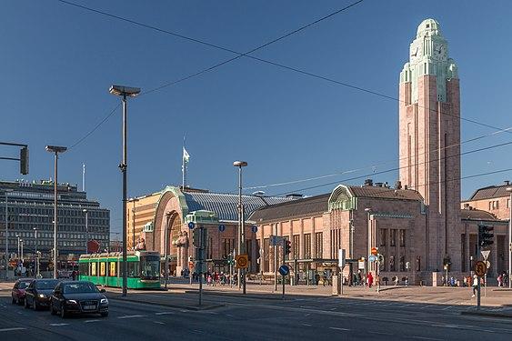 Rautatieasema – Wikipedia