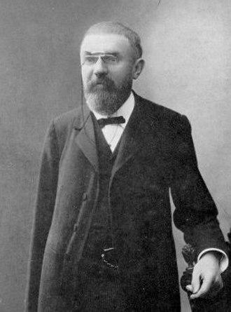 Poincaré group - Henri Poincaré