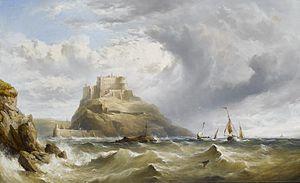 Elizabeth Seymour, Lady Cromwell - Mount Orgueil Castle, Jersey