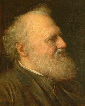 Henry Thoby Prinsep - Henry Thoby Prinsep 1871 portrait by G. F. Watts