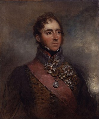 Henry Paget, 1st Marquess of Anglesey - The Marquess of Anglesey by George Dawe