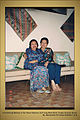 Her Royal Highness DYMM TENGKU AMPUAN BARIAH with Aunty Siew Lan (mother to Low Wai Kin).jpg