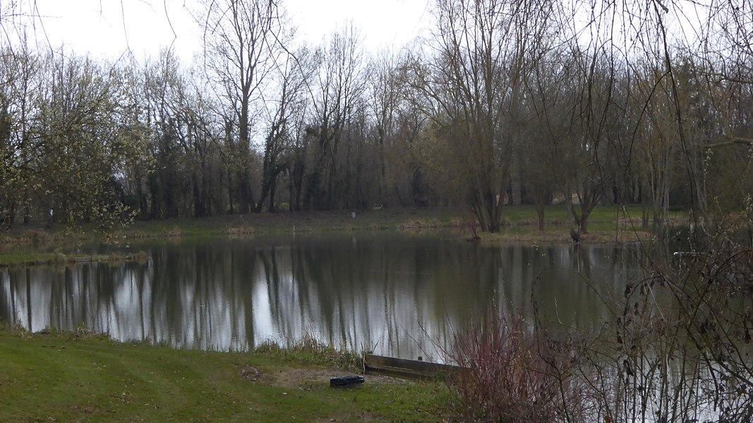 Les étangs Herlies Nord Nord-Pas-de-Calais-Picardie France.